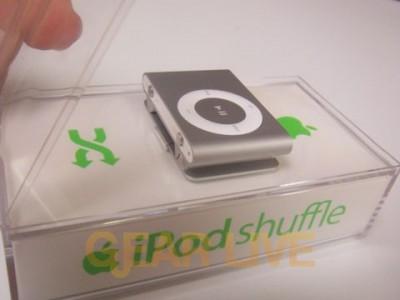 iPod shuffle Exposed