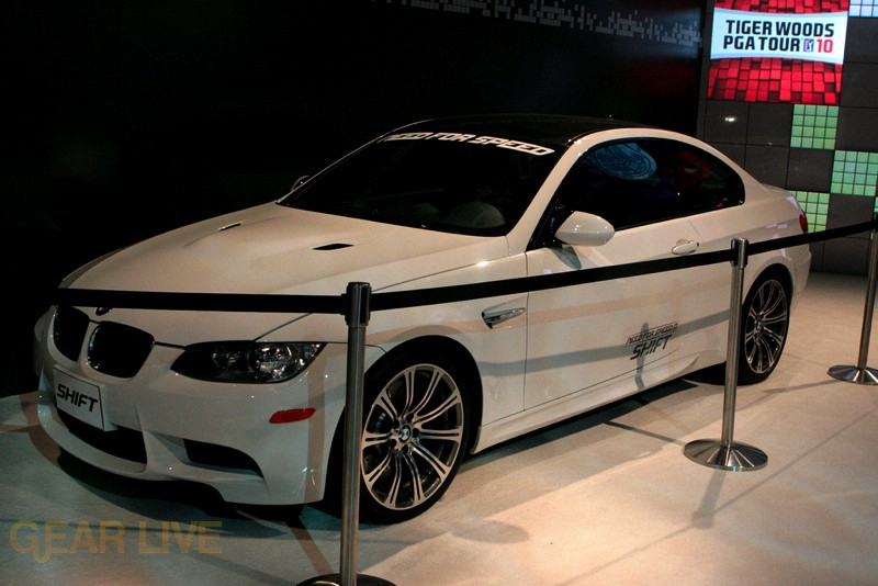 E3 09: EA Booth Tour m3