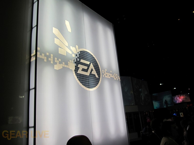 E3 09: EA Booth Tour