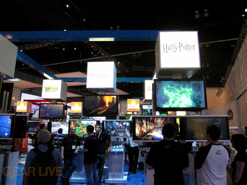 E3 09: Games available at the EA booth