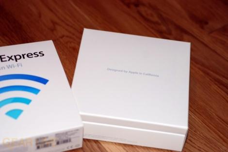 AirPort Express 802.11n inner box