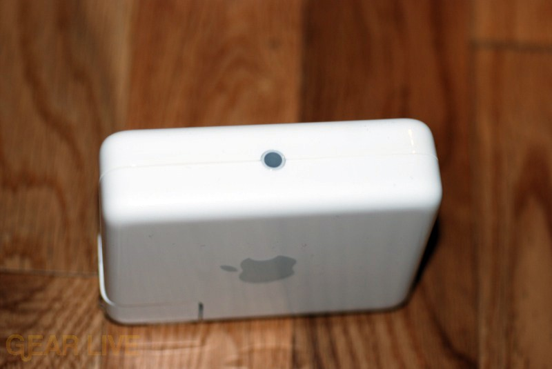 AirPort Express 802.11n status light