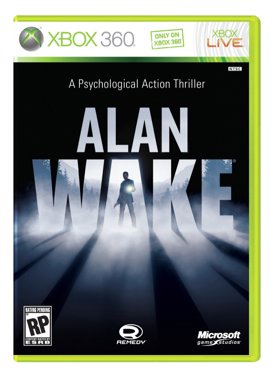 Alan Wake box