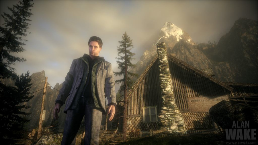Alan Wake cabin
