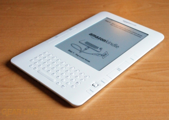 Amazon Kindle 2 review