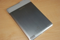 Kindle 2 aluminum back