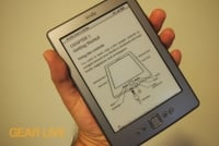 Amazon Kindle 4 hands-on