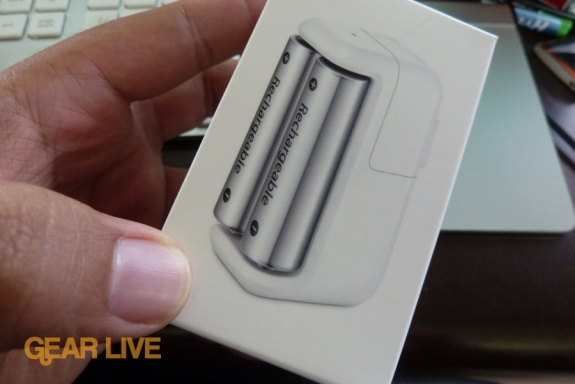 Apple Battery Charger box
