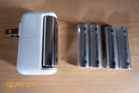 Apple Battery Charger kit and batteries