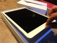 iPad Air removal