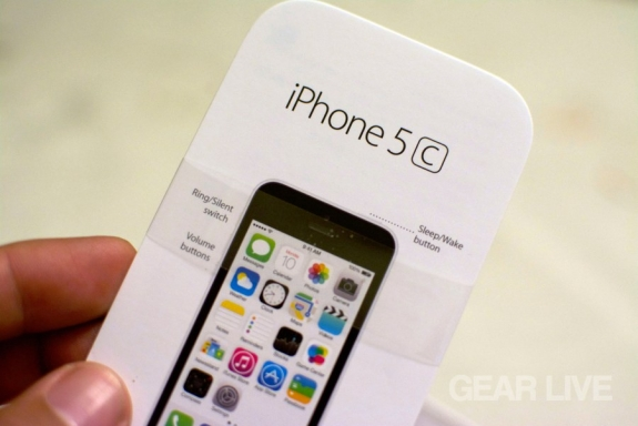 iPhone 5c Instruction Manual