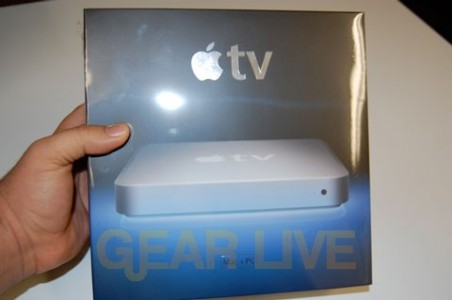 The Apple TV Box