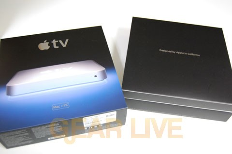 Removing the Apple TV Box Casing