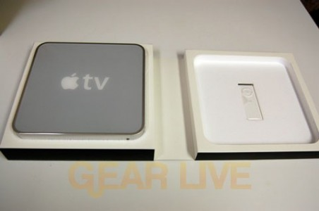 The Apple TV Revealed