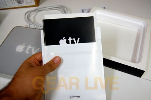Apple TV Instruction Manuals