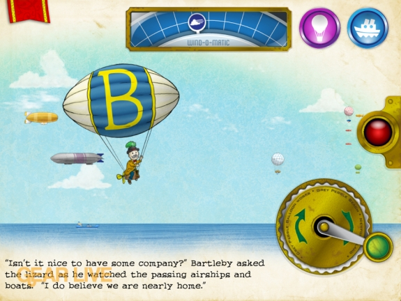 Bartleby: The Great Balloon