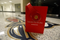 Special Edition Red Beats by Dr. Dre Studio headphones