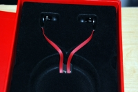 Beats by Dr. Dre Tour earbuds in box