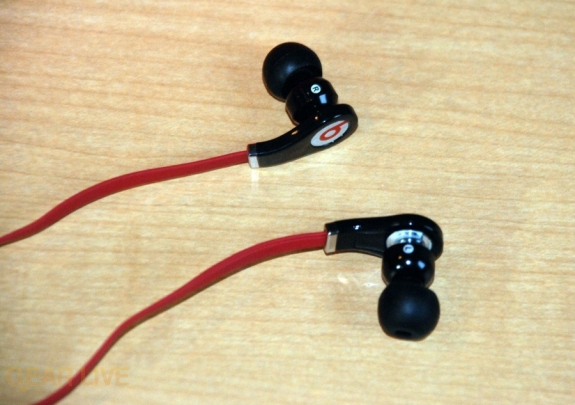 Beats by Dr. Dre Tour earbuds
