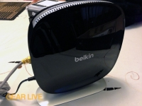 Belkin AC1200 Dual Band Wireless AC Gigabit Router unboxed