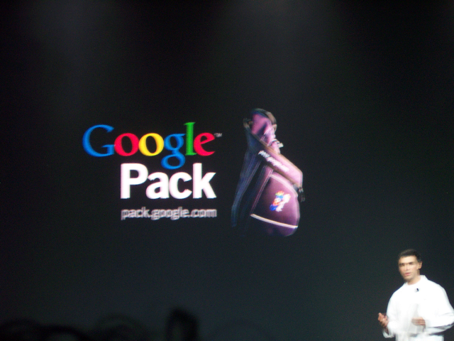 Google Pack Announced