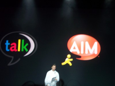 Google Talk - AIM Compatibility