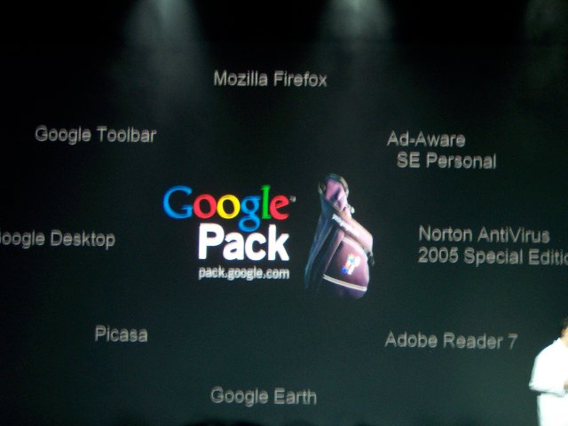 Google Pack Announced moblog1