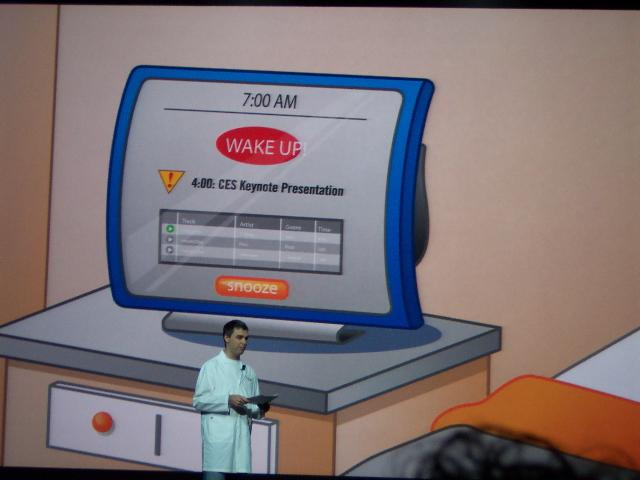 Google CES Keynote Slides