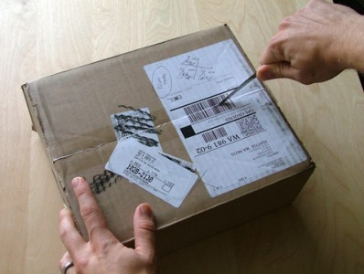 iRiver clix: Opening the package