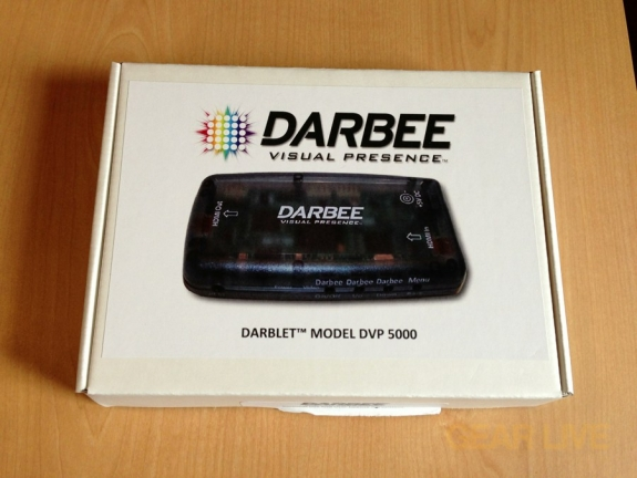 Darbee Darblet box