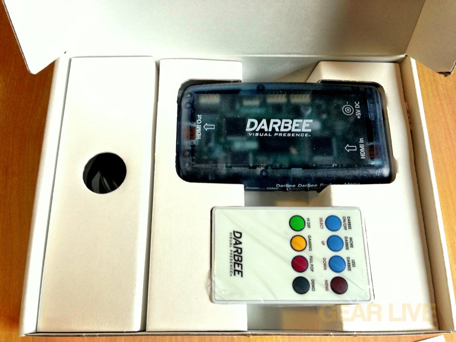 Darbee Darblet in box