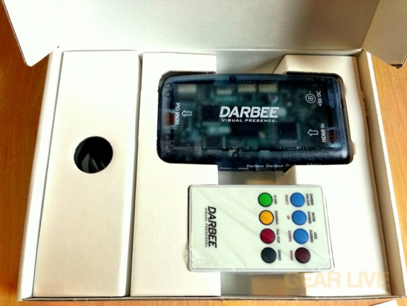 Darbee Darblet in box