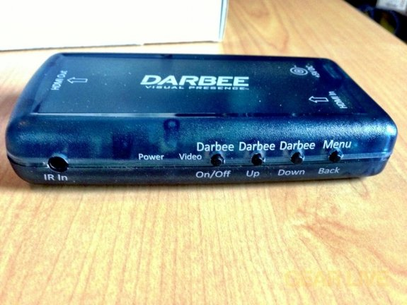 darby darblet dvp 5000 review