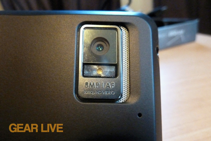 Droid Bionic 8.0 megapixel 1080p camera