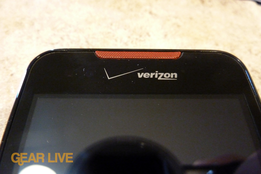 HTC Droid Incredible Verizon logo