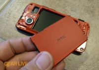 HTC Droid Incredible replaceable battery