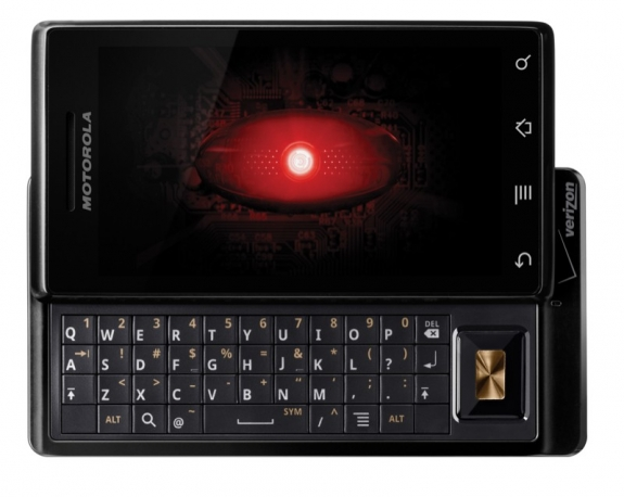 Motorola Droid Slider QWERTY