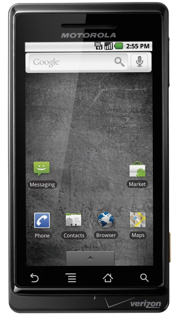 Motorola Droid Android 2.0