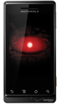 Motorola Droid scary eye