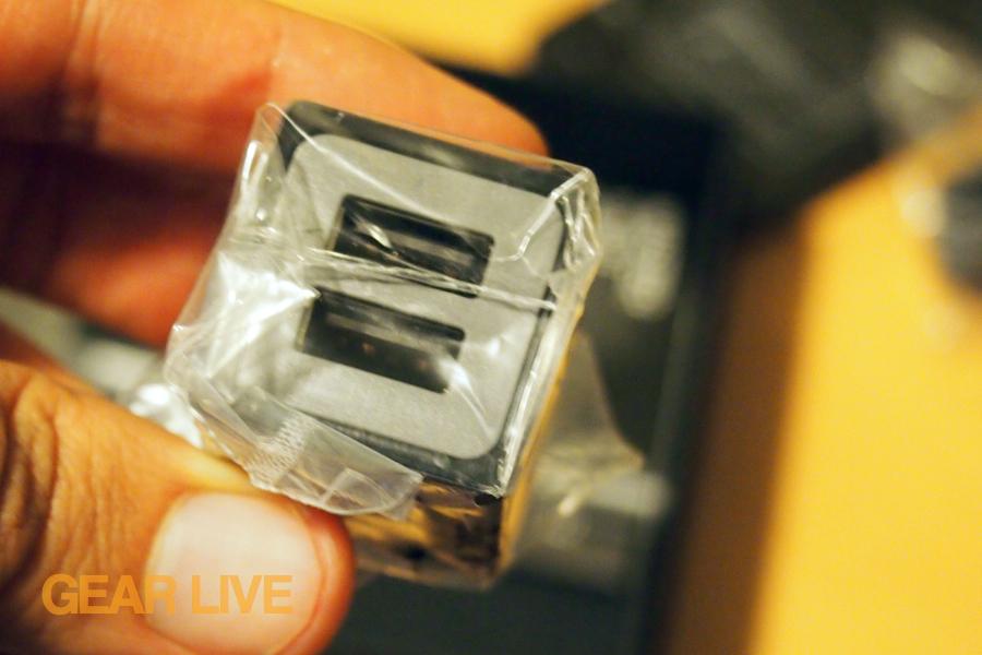 Droid RAZR AC adapter