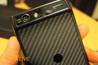 Droid RAZR HD camera