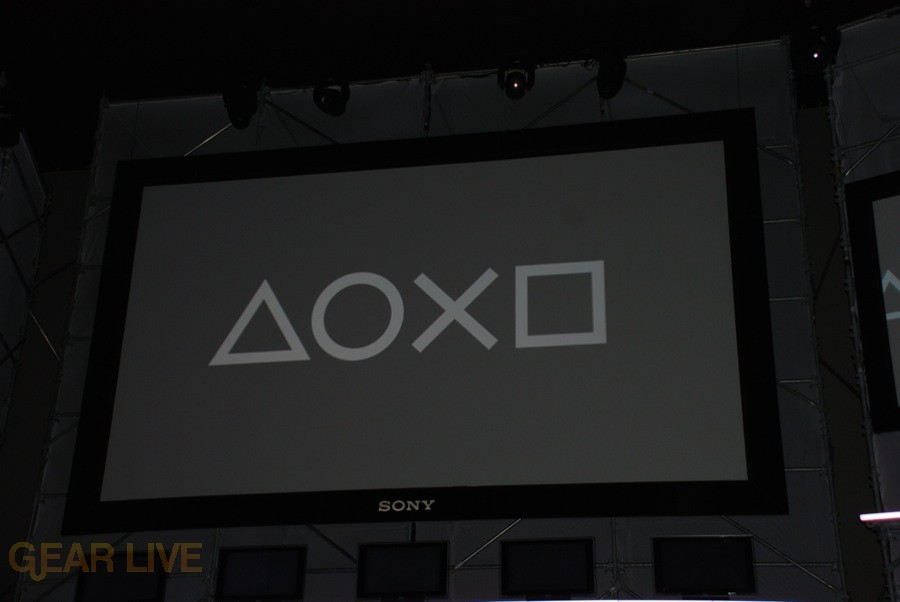 E308 Sony Briefing buttons