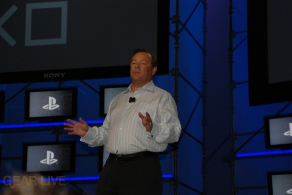 E308 Sony Briefing Jack Tretton speaks
