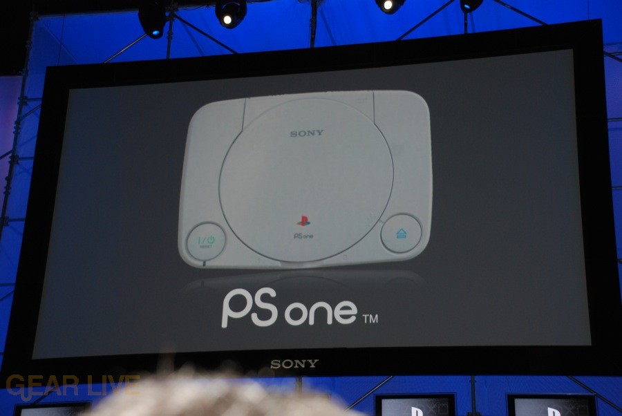 E308 Sony Briefing PSone