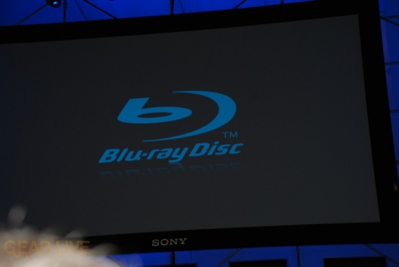 E308 Sony Briefing PS3 Blu-ray
