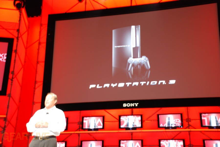E308 Sony Briefing PLAYSTATION3 portion
