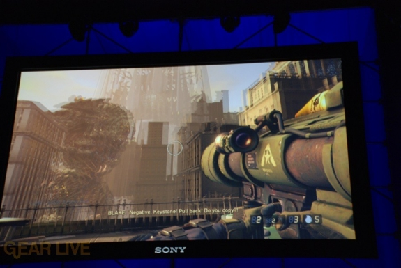 E308 Sony Briefing Resistance 2 screenshot 3