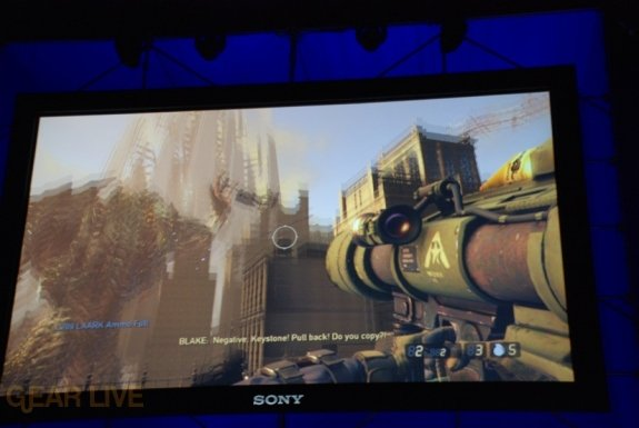 E308 Sony Briefing Resistance 2 screenshot 4