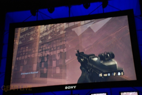E308 Sony Briefing Resistance 2 screenshot 6