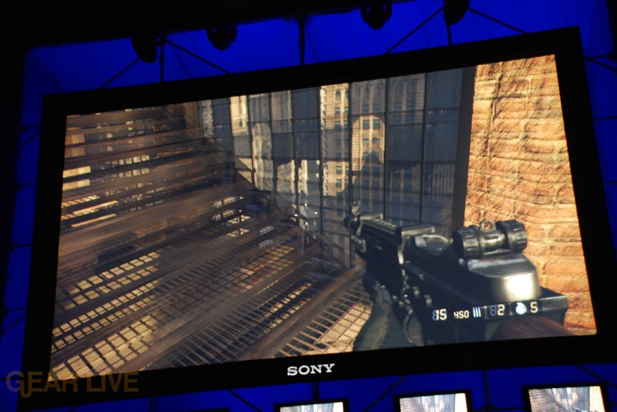 E308 Sony Briefing Resistance 2 screenshot 7